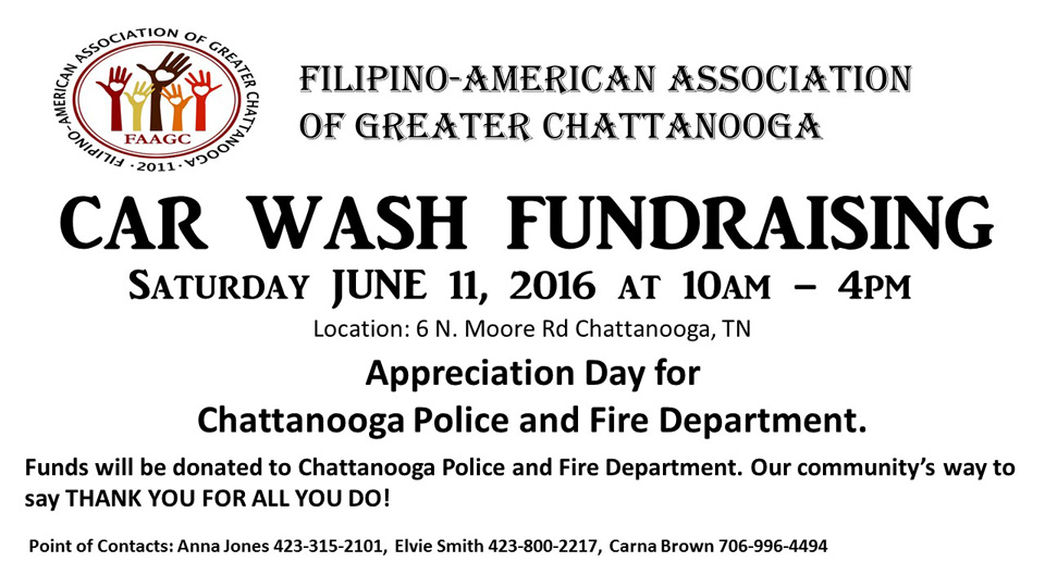 2016-06-11 FAAGC CAR WASH FOR CHA POLICE AND FIRE DEPT_sm